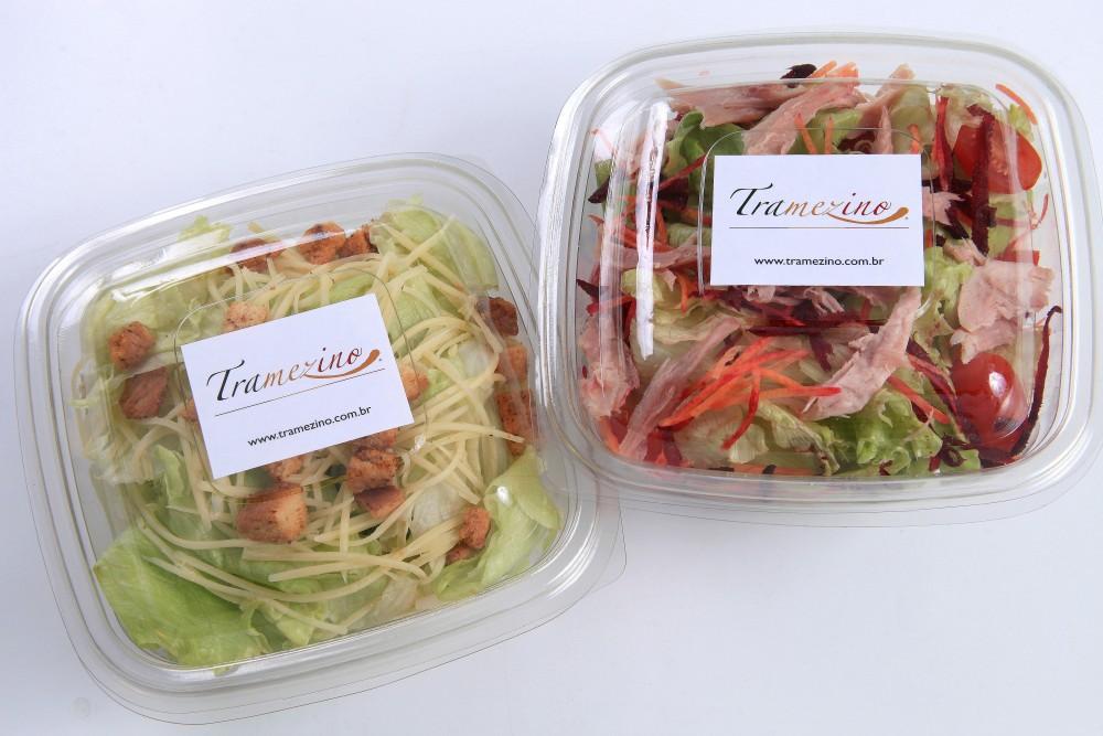 Saladas Prontas
